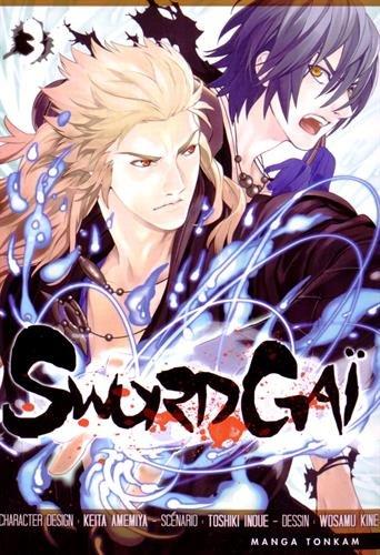 Swordgaï Edition simple Tome 3