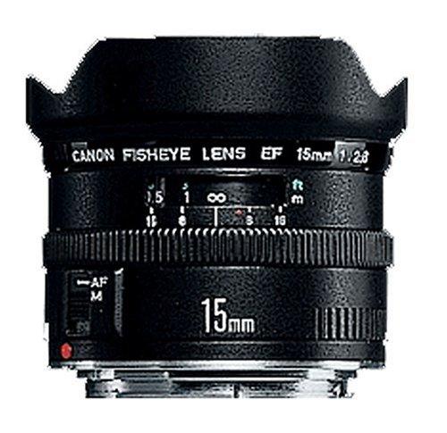 Preisvergleich Produktbild Canon EF 15mm 1:2,8 FE FishEye-Objektiv