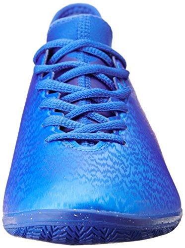 adidas X 16.3 In, Chaussures de Foot Homme bleu/blanc/rose
