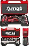 MOB Outillage 9499174001 Composition Fusion Box Set de 3 Boîtes d'Outils