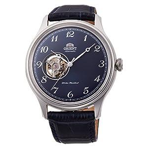 Orient Reloj Analógico para Hombre de Automático con Correa en Cuero RA-AG0015L10B