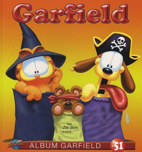 Garfield, Tome 51 : par Jim Davis