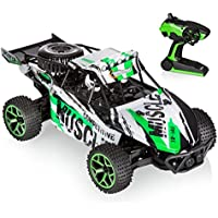 Top Race Remote Control Car Racer, RC Monster Truck 4WD, Off Road High Speed Mountain Truck, 2.4Ghz (TR-140) - Compare prices on radiocontrollers.eu
