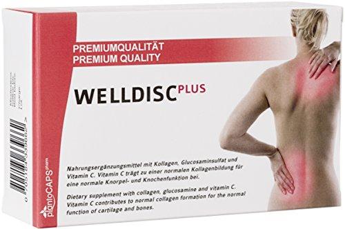 plantoCAPS® WELLDISC PLUS   Bandscheiben Kapseln für Ihren Rücken aus der Apotheke