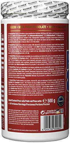 Weider 80 Plus Protein, Apple Crumble, Weihnachtsedition, Sonderedition, Limited Edition, 500 g - 4