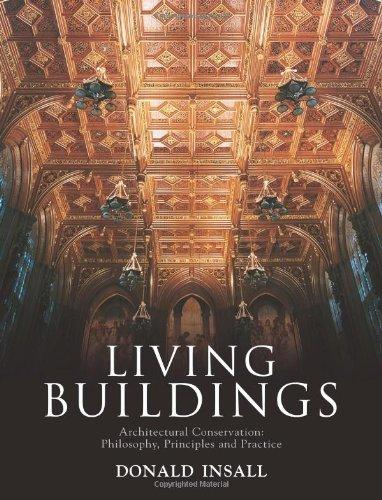 Living buildings par Donald W. Insall