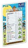 Huch & Friends 879097–Gioco di dadi–Farm yatzy