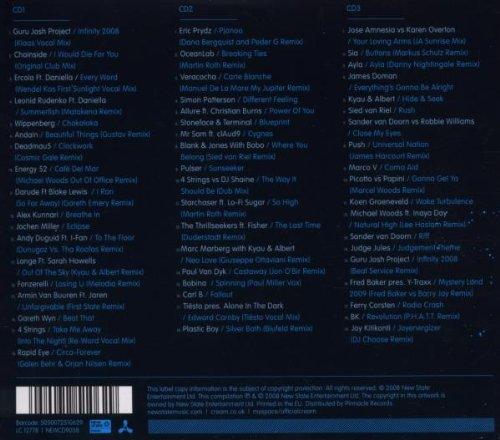 Cream Future Trance (3 CD)