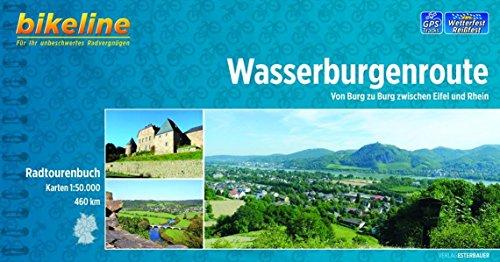 Wasserburgenroute - von Burg zu Burg zwischen Eifel und Rhei 2014 por Bikeline
