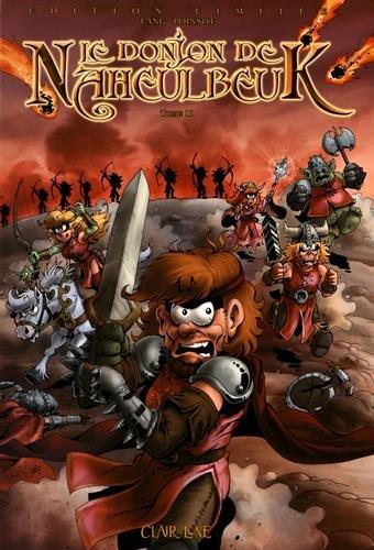 Le Donjon De Naheulbeuk - Tome 19 Edition Limitée 19