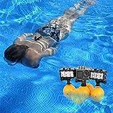 Für dji osmo action Schwimmen, Tauchen, Poolspielzeug für Unterwasserspiele für gopro hero 6 5 4 3 / sitzung hirse einfach 4 k / sjcam sj4000 kamera selfie pylon,großartige Ergänzung zu Poolzubehör