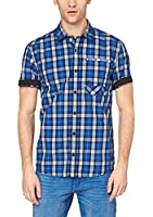 S.Oliver 13.503.22.4965 - Chemise casual - Coupe droite - Homme