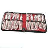 Star Eleven Tooth Extraction Extracting Forceps Surgical Dental Instruments 10pcs