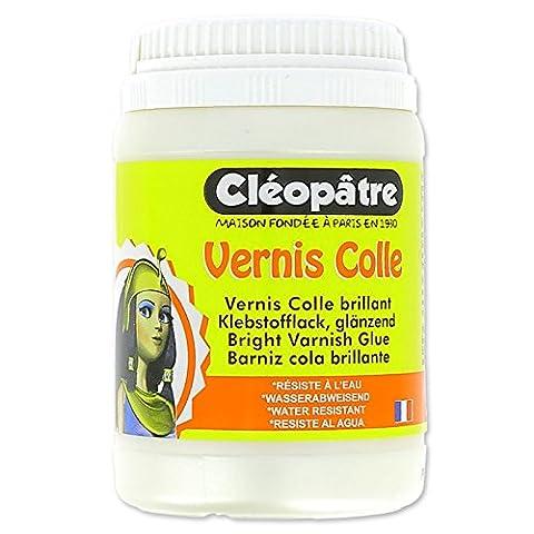 Vernis colle brillant Cléopâtre
