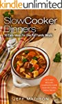 Slow Cooker Dinners: 50 Easy Ideas Fo...