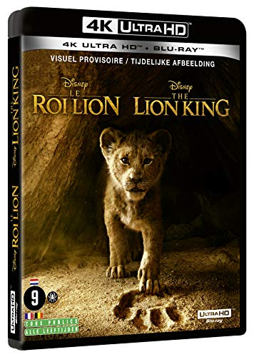 Le Roi Lion [4K Ultra HD + Blu-ray]