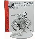 Figura de colección Tintín ciclista El lotus azul Hors-Série N°3 42170 (2014)