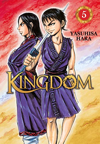 Kingdom Edition simple Tome 5