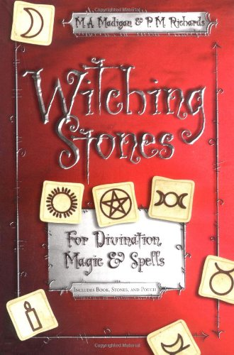 Witching Stones: For Divination, Magic & Spells