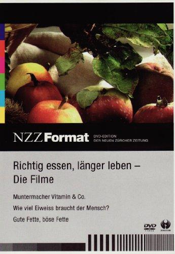 Bild von Richtig essen, länger leben - Die Filme - NZZ Format