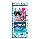 DryNites Pyjama Pants - Boys 8-15 Years, 3 x 9 Pants
