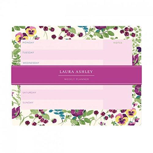 laura-ashley-tearoffs-planning-hebdomadaire