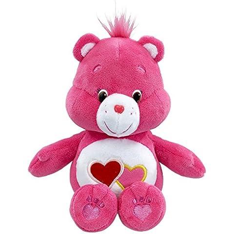 Vivid Imaginations Care Bears love-a-lot Puf de peluche (Multicolor)