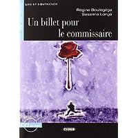 Un Billet Pour le Commissaire (Lire Et S'Entrainer) (French Edition) by Regine Boutegege (2008-01-01) - 2008 Billet