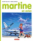 Martine en avion (Farandole)