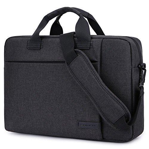 Laptop Tasche 15,6 Zoll, BRINCH stilvoll Nylon