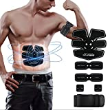 Best Fitness Ab Boards - IMATE Abdominal Muscle Trainer EMS Abs Stimulator Ab Review