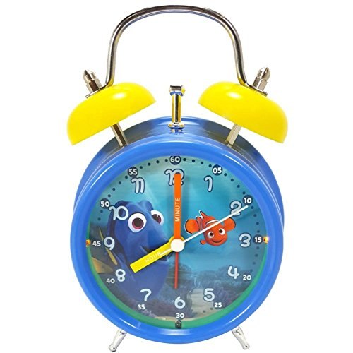 Finding Dory Alarm Clock Kids Light Up Time Teach me Time