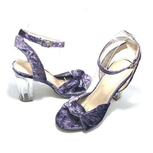 Frau Sandalen Lässige Sandalen Outdoor-Watschuhe Purple