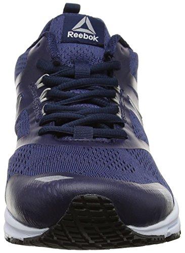 Reebok Ahary Runner, Scarpe da Corsa Uomo Blu (Collegiate Navy/white/pewter)