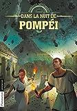 Dans la nuit de Pompéi (FLAMMARION JEUN) (French Edition)