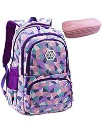 0ac13a340 Amazon.es: mochilas para niñas - Morado / Mochilas infantiles ...