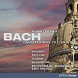 Bach : Cantates pour Luther - Les Cantates sacrées Vol.8