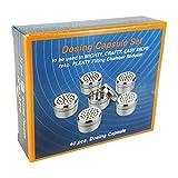 Dosierung Capule Set 40er pack für Vulkan Crafty Mighty Viele by Storz & Bickel