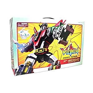 Voltron 30th Anniversary Collector'S Set Die-Cast Limited Edition Model