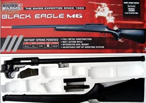 Black Eagle - M6 Black Eagle by