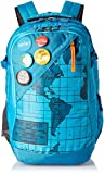 Safari 42 Ltrs Blue Laptop Backpack (Atlas Blue)