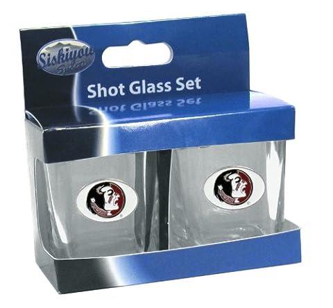 NCAA Florida State Seminoles Shot Glass Set
