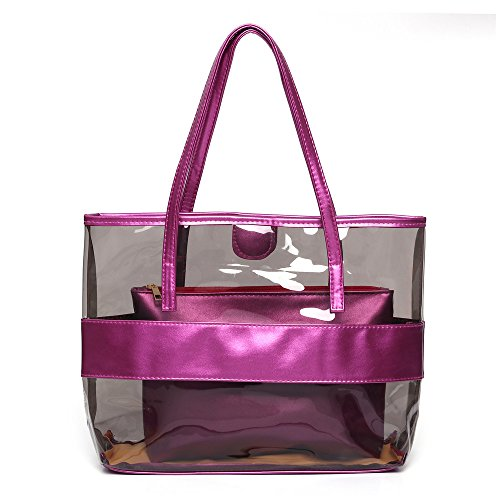 FANCY LOVE, Borsa tote donna Rose Pink