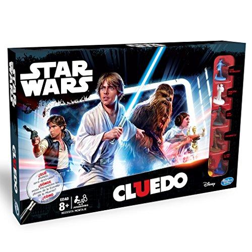 Star Wars   Cluedo  juego de mesa (Hasbro B7688105)
