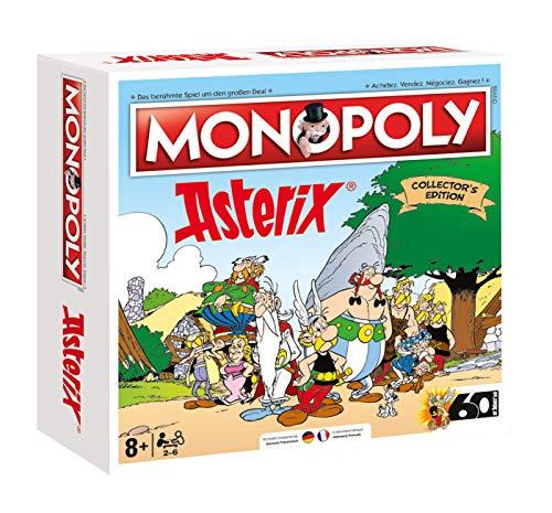 Winning Moves Monopoly Asterix und Obelix Limitierte Collector's Edition deutsch / - Ohne Monopoly Geld