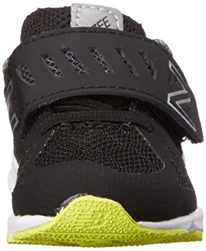 New Balance Vazee Rush I Running Shoe (Infant/Toddler) Black/Yellow