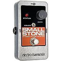 electro-harmonix Small Stone Nano Small Stone Pedal - Pedal de efecto phaser para guitarra, color plateado