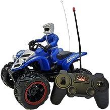 Motocicleta Todo Terreno a Control Remoto TG635 – Divertida Bicicleta Quad a Control Remoto de ThinkGizmos (Marca protegida)