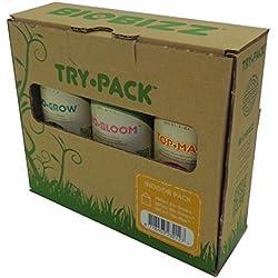 Biobizz Try · Pack - Pack intérieur 3x250ml
