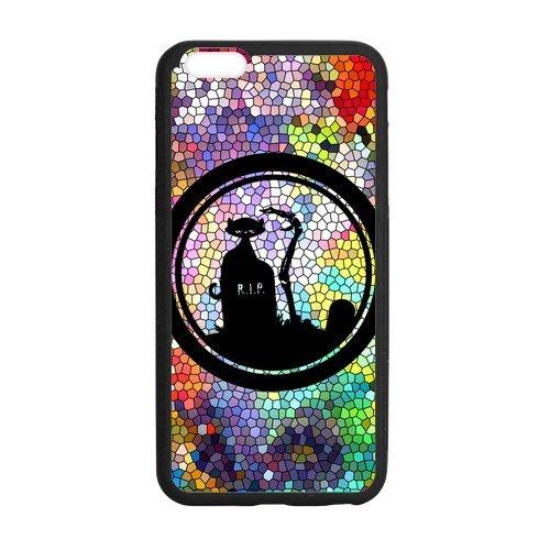 Housse en verre coloré pour iPhone 6Plus, Designs Back Case Cover For Apple iPhone 6Plus, Apple iPhone 6Plus 5.5Coque de protection Case Cover